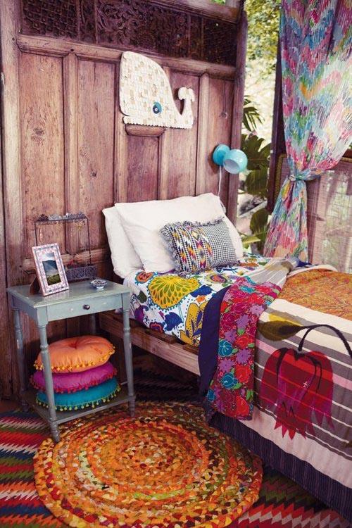 Prachtig wonen in een bohemian stijl - INTERIOR JUNKIE