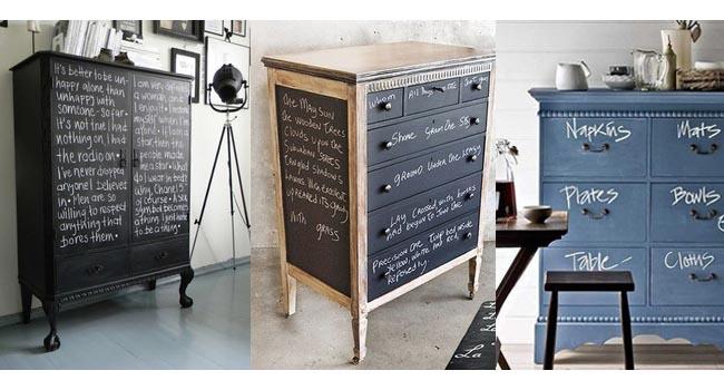 Keuken Schilderen Met Krijtverf : DIY Van Interior