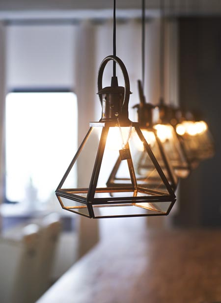 11x de mooiste hanglampen - INTERIOR JUNKIE