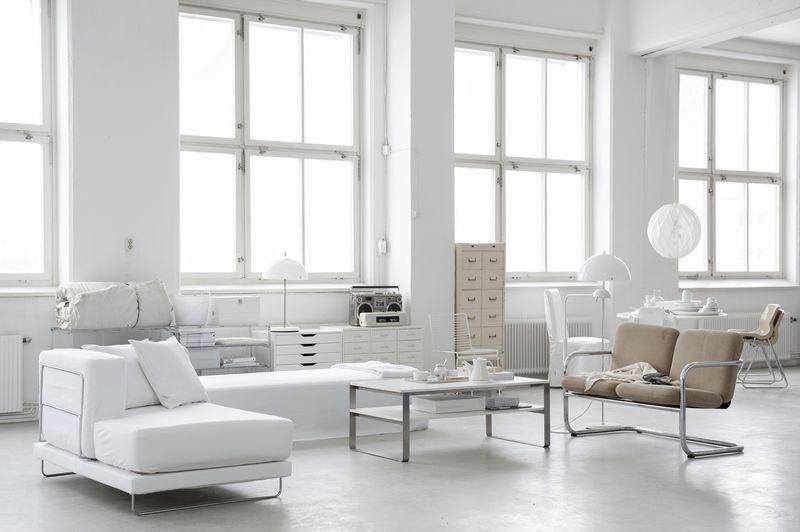 9x inspiratie voor veel wit in huis - INTERIOR JUNKIE