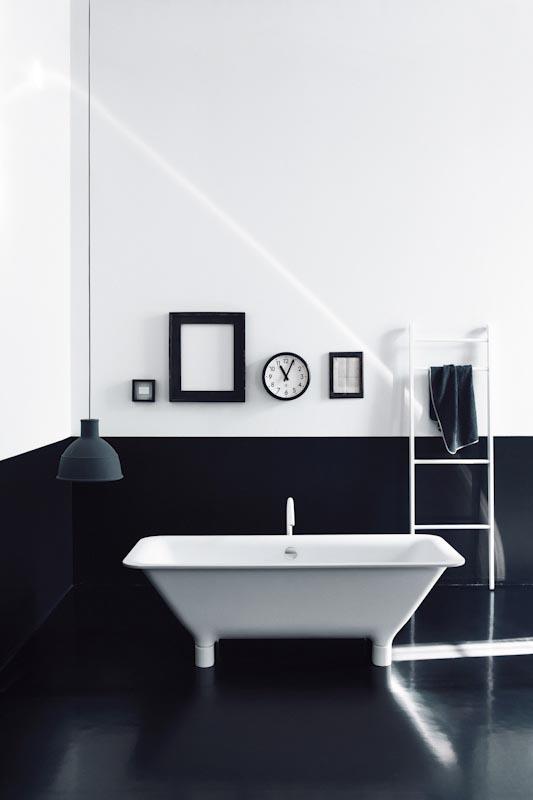11x zwart-wit wonen - INTERIOR JUNKIE