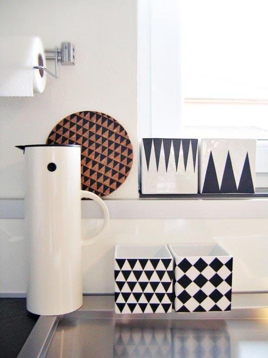 11x geometrische vormen in huis - INTERIOR JUNKIE