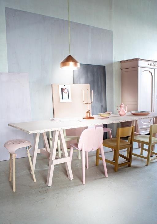 Vt Wonen Woonkamer Pastel: woontrends interieur inspiratie ...