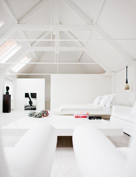 slaapkamer hoog plafond fuck for