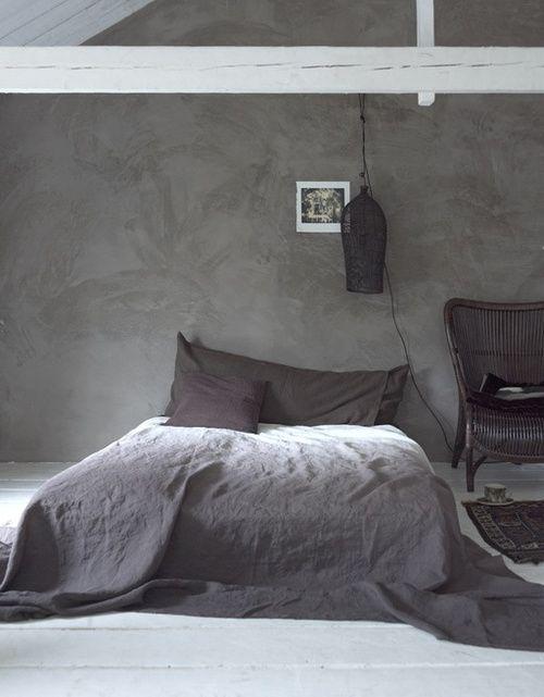 ... felle kleuren of ga voor rustig en combineer grijs met hout en wit