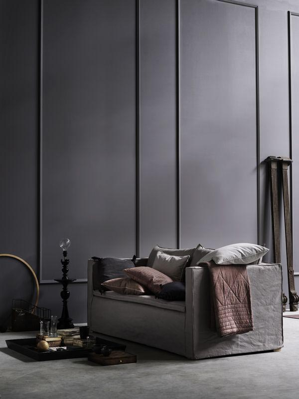 laat het je inspireren voor je interieur 18 keer prachtig grijs. Black Bedroom Furniture Sets. Home Design Ideas