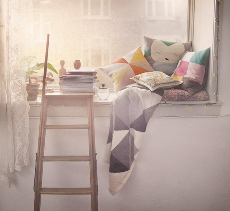 De mooiste zithoekjes bij het raam - INTERIOR JUNKIE