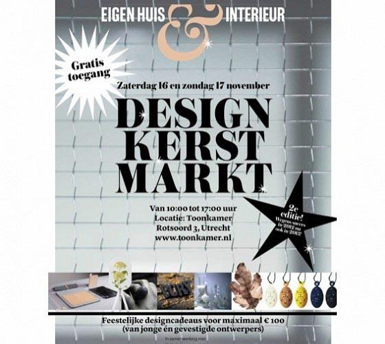 EH&I Design Kerst Markt
