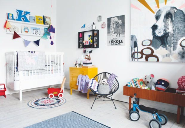 Kinderkamer Brocante Kinderkamer Inrichten : Whimsical Kid Rooms ...