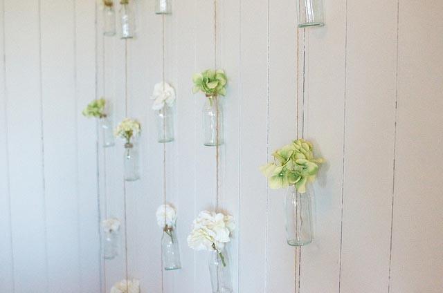 Afbeeldingsresultaat voor bloemen aan muur