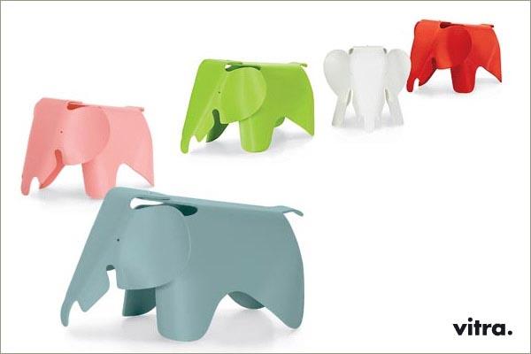DIY Eames olifant