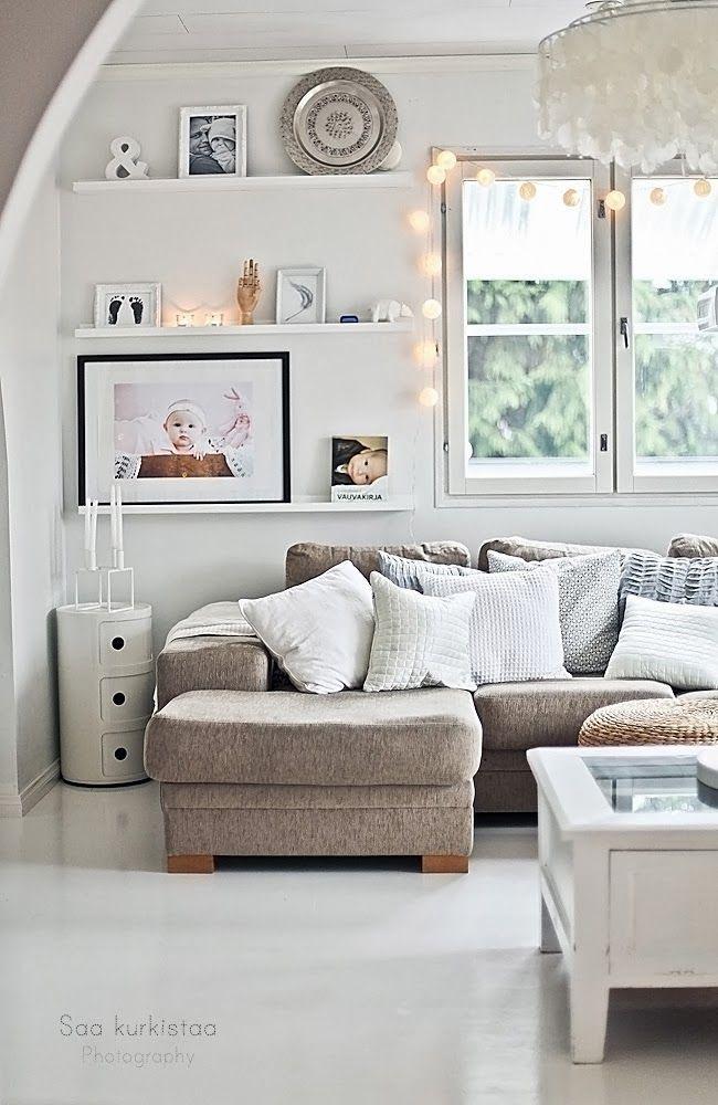 Earthy Living Room