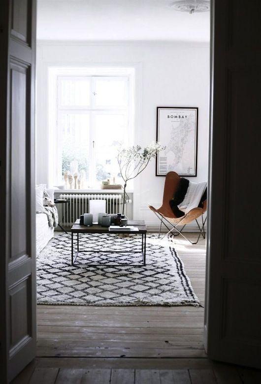 15x cognac in huis interior junkie. Black Bedroom Furniture Sets. Home Design Ideas