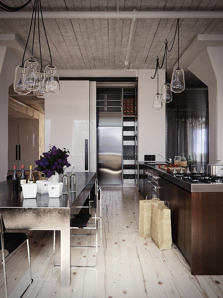 10x lampen voor in de keuken - INTERIOR JUNKIE