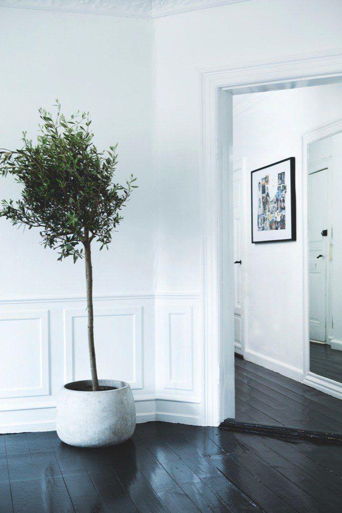 14x zwarte vloeren in huis interior junkie for Interieur vloeren