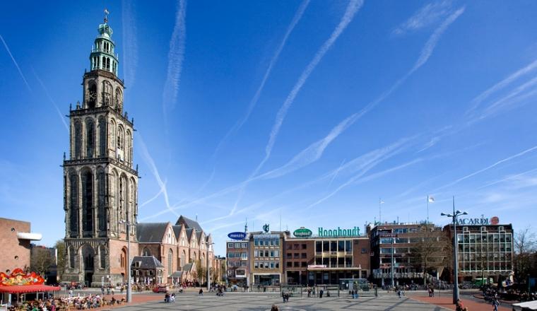 Pop-up woonspots in Groningen