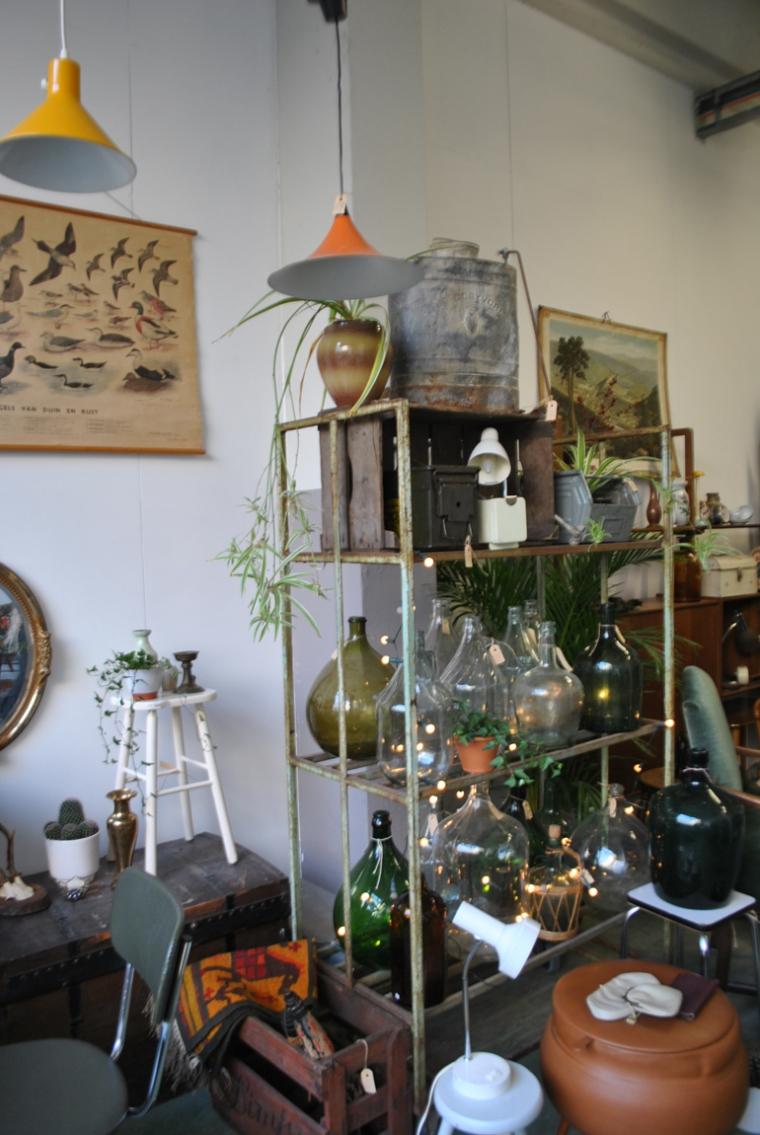 Vintage spotten bij Petit Village