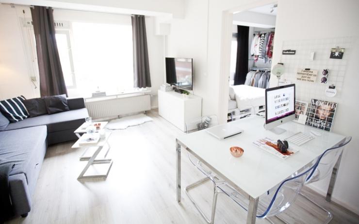 Binnenkijken In Een Compact Huis Van 30m2 Interiorjunkie