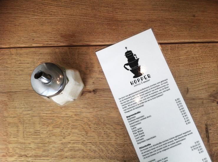 De allerlekkerste koffie @ Hopper
