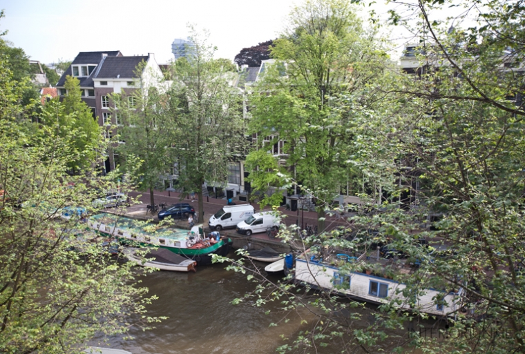Wonen in een oud pakhuis in Amsterdam