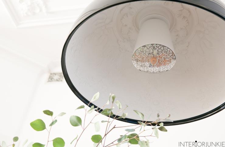 New in: mijn allereerste designlamp!
