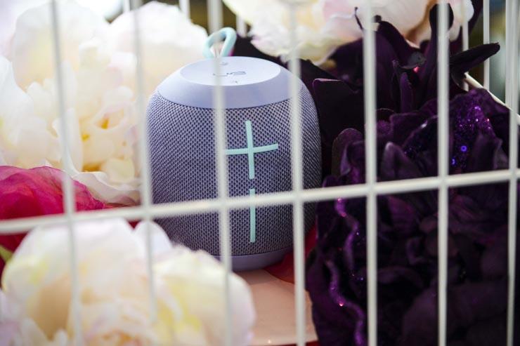 Met deze speaker fleur je direct je huis op