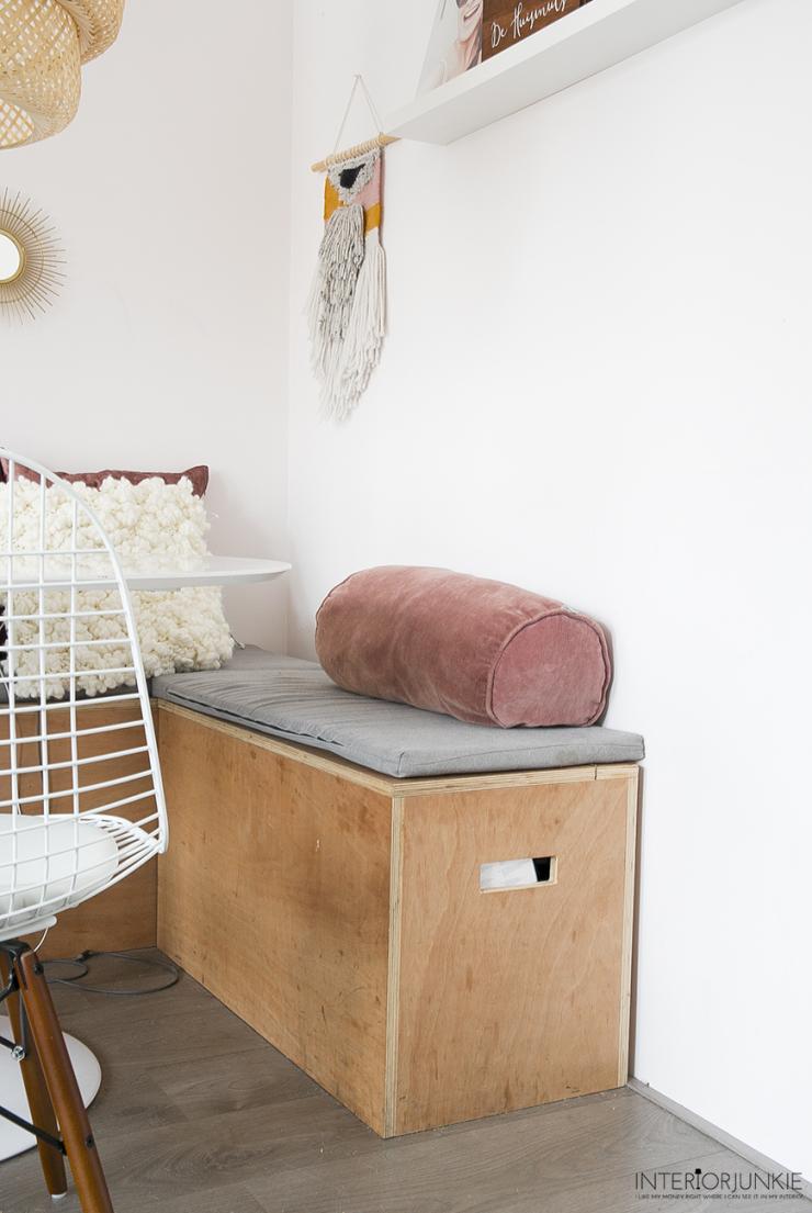 Compacte woonkamer? Kies voor een ronde eethoek