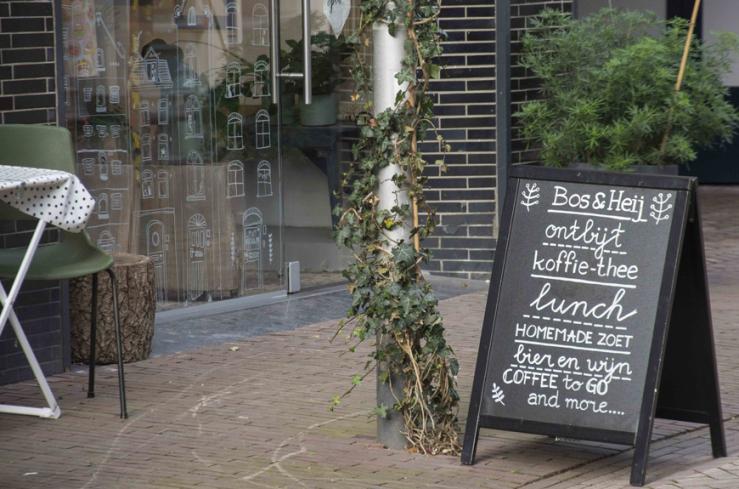 Het is o zo fijn winkelen in Arnhem bij Bos & Heij