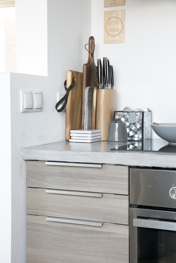 Keuken inspiratie: zo creëer je gemakkelijk een betonlook