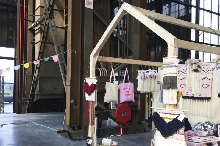 Rondneuzen op de Creative Life beurs in Utrecht