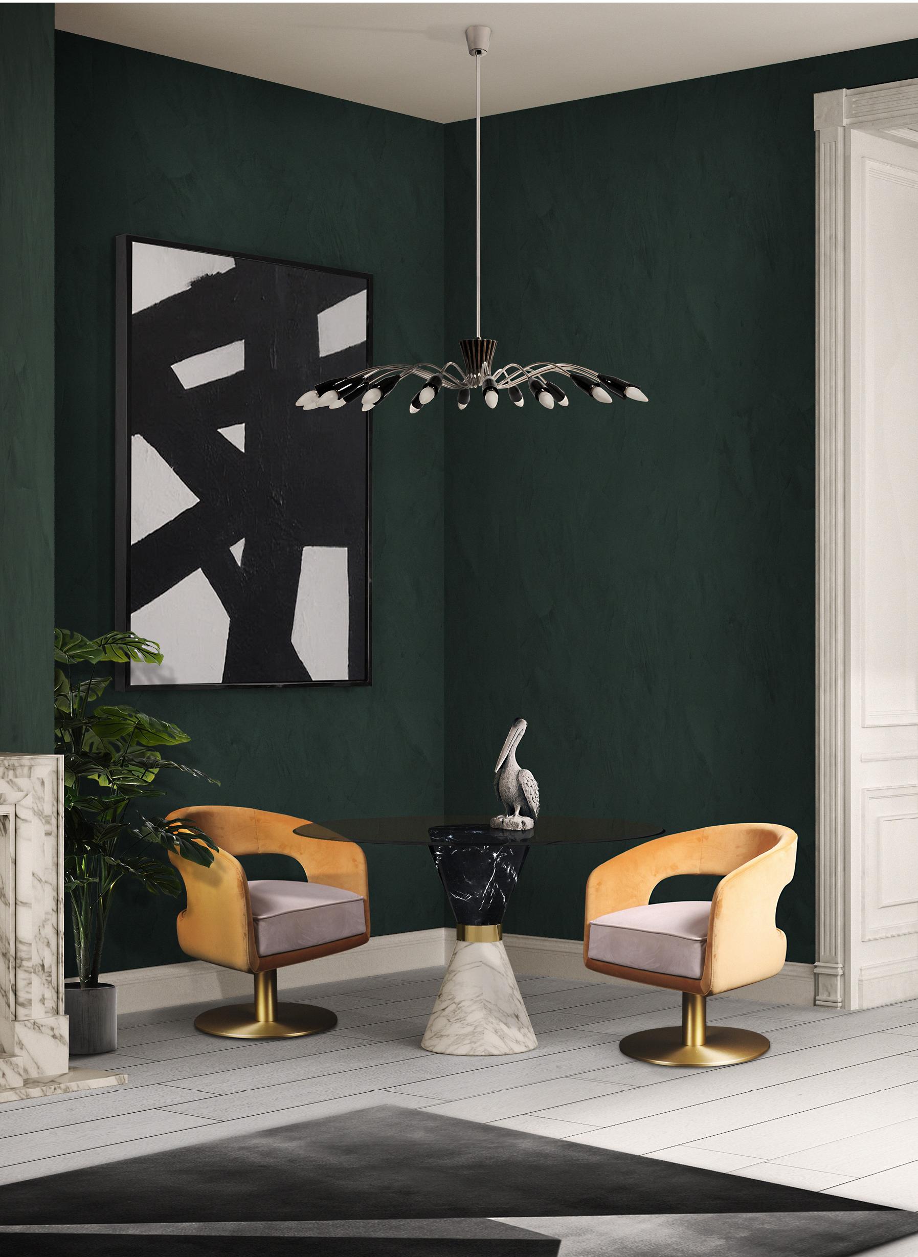 Zo Style Je De Kleur Groen In Je Interieur Interiorjunkie