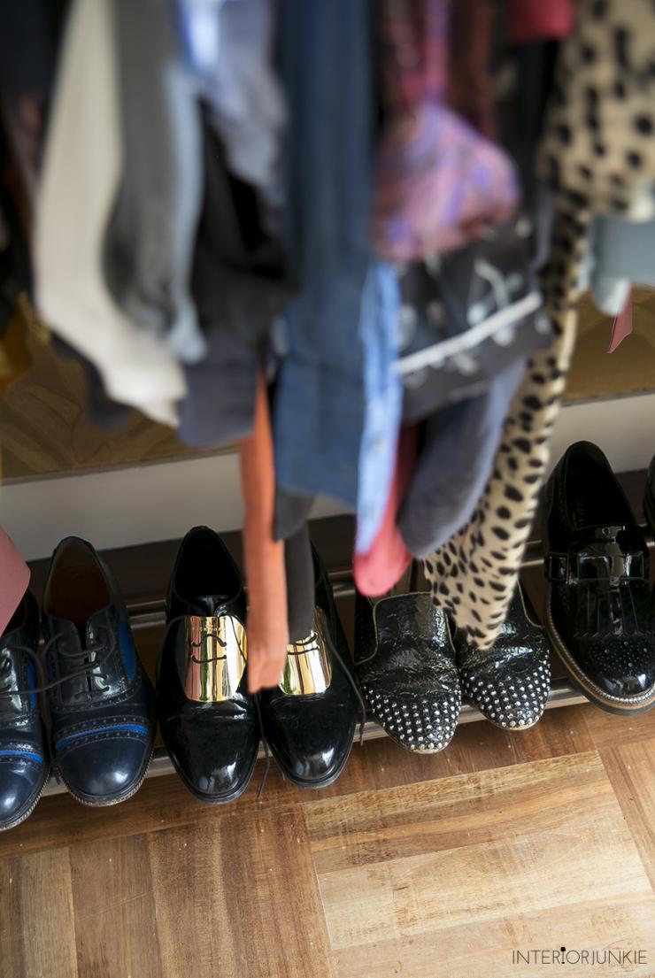 Een kijkje in mijn walk-in closet