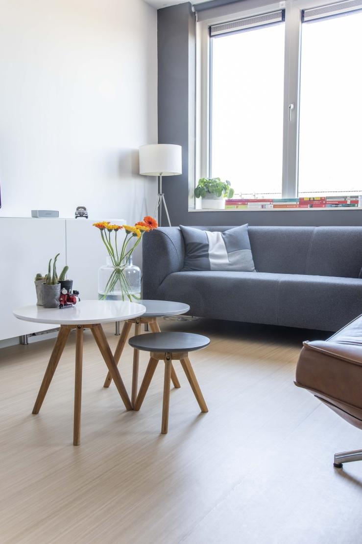 Modern en clean wonen - bank