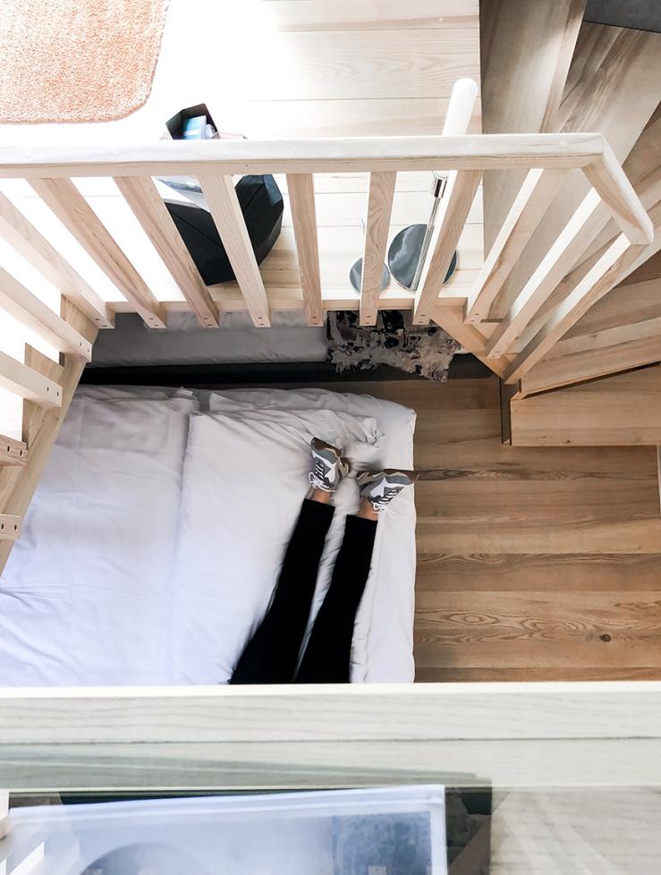 Slapen in een bijzonder hotel in Malmo