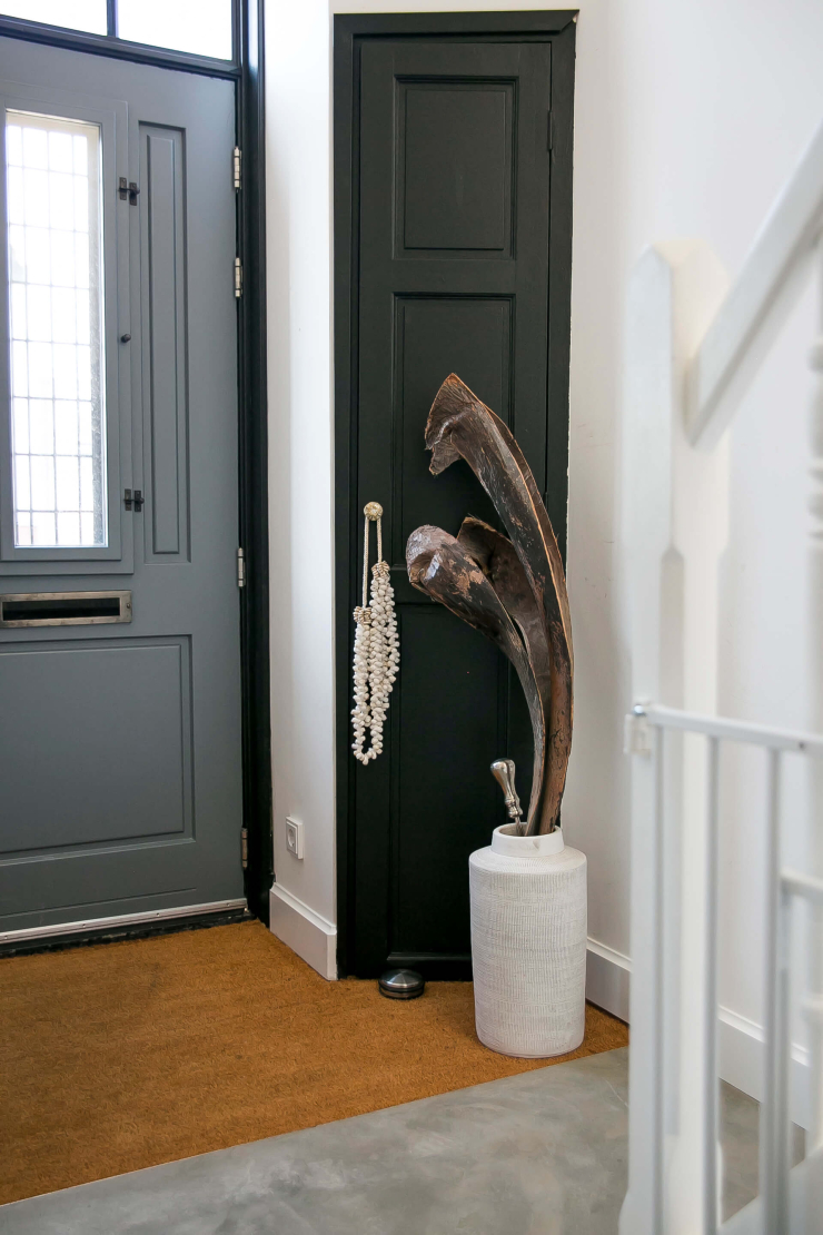 Thuis bij interieurstylist Savannah