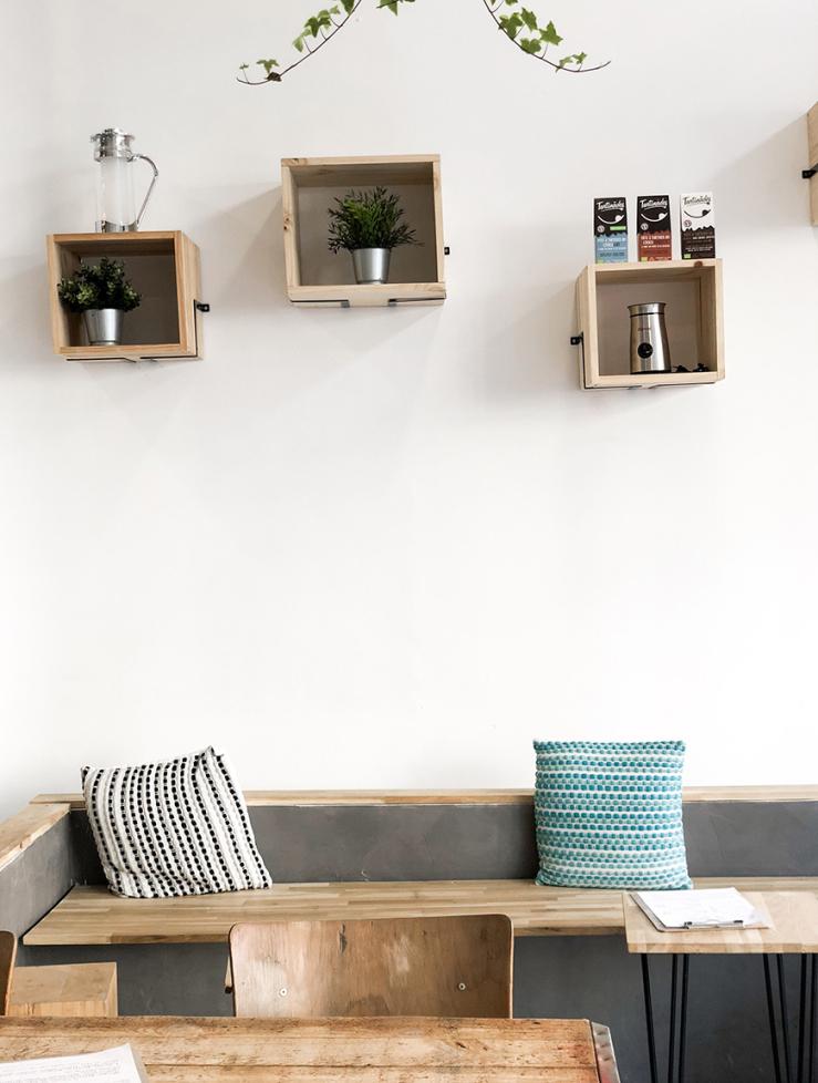 Koffie drinken in Lille: Wally's Coffee
