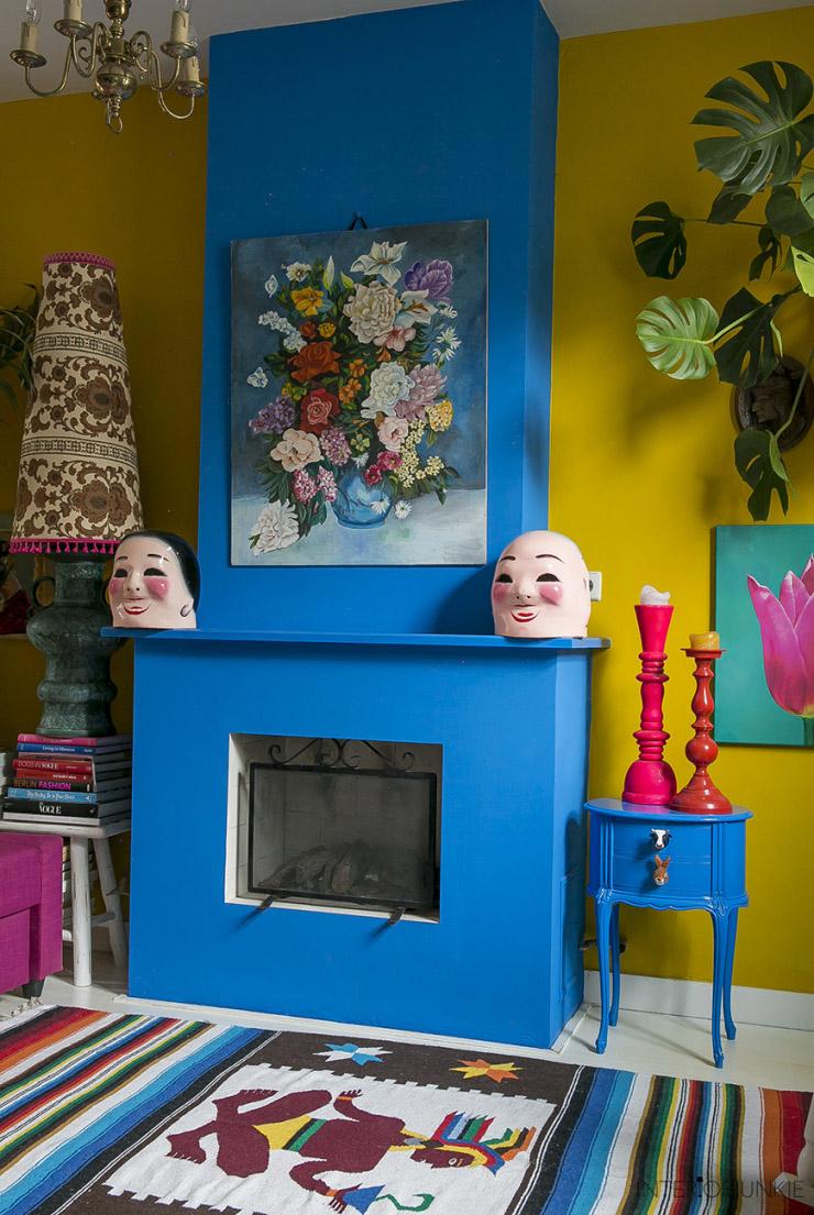 Chic wonen? Kies voor blauw in huis