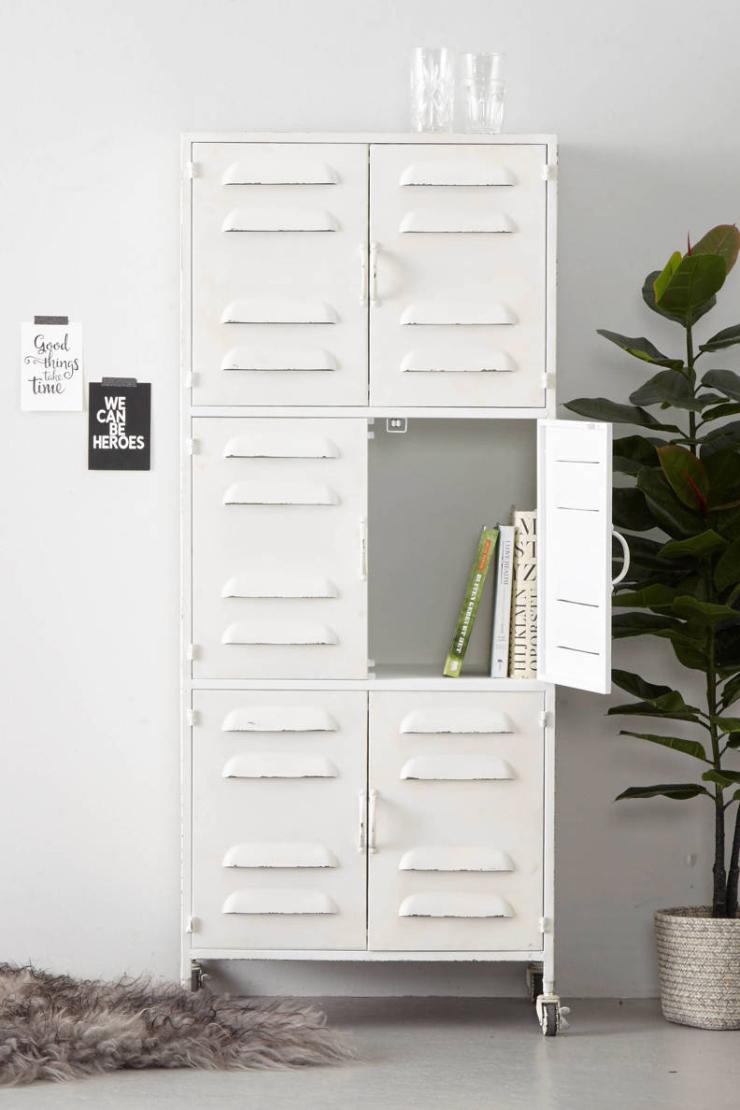 Woonfavorieten: rotan tuinbank + stolp met oortjes