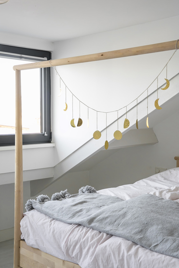 Pronken met een dromerig bed in de slaapkamer