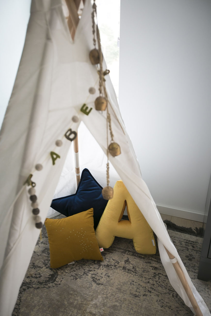 De Paris Chic babykamer van Jonien uit Amersfoort