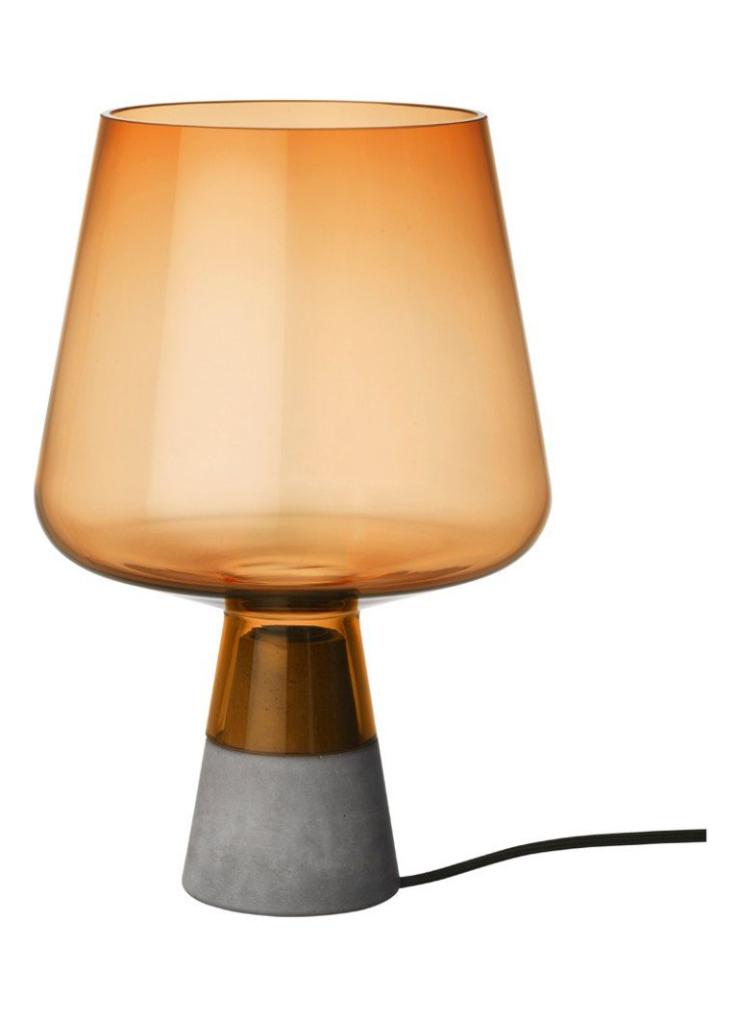 Woonfavorieten: chique lamp + bijzonder behang