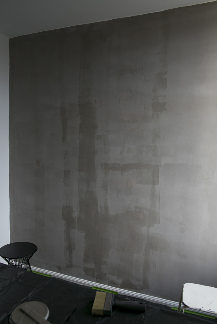 DIY: kalkverf aanbrengen voor een speels effect