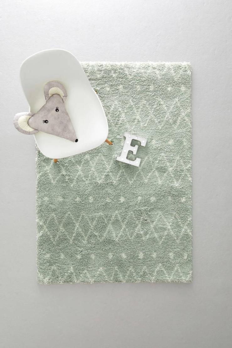 Woonfavorieten: marmeren tafellamp + terrazzo pot
