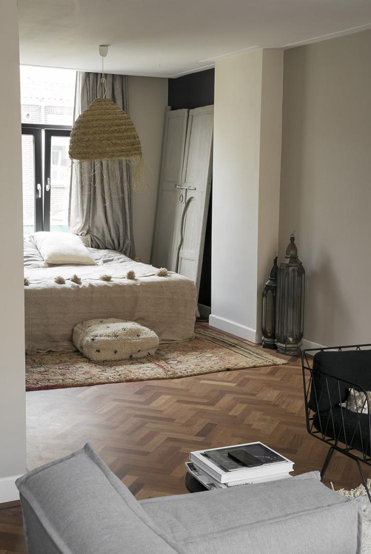 Een woonkamer en-suite: waarom ook niet?