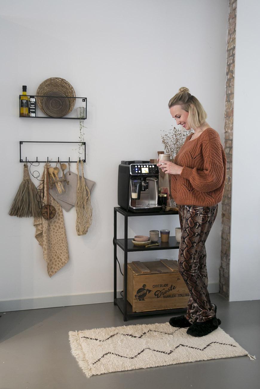 Mijn coffee corner make-over bij Esther