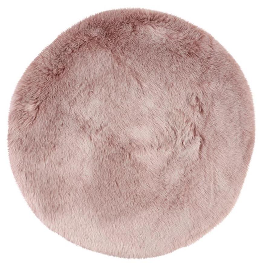 Woonfavorieten: draaifauteuil + fluffy vloerkleed
