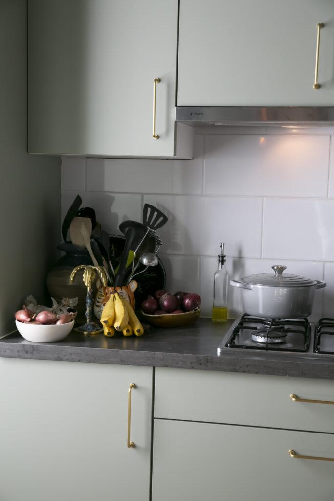 Huurhuis? Tip: ga de keukenkastjes verven