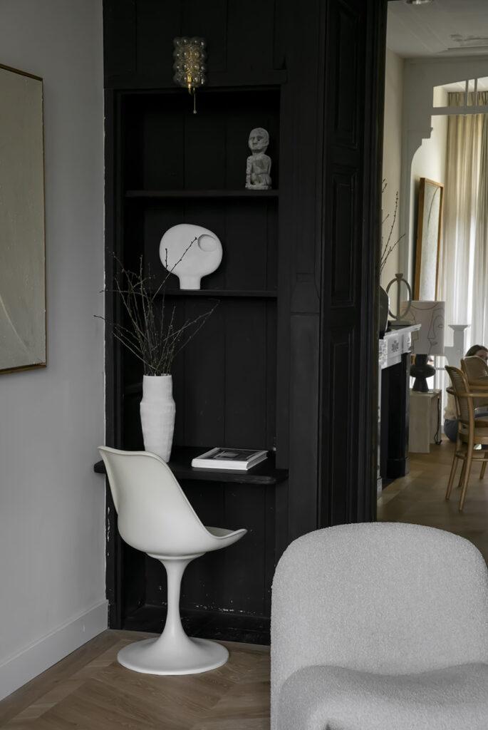 Zo creëer je een compacte thuiswerkplek in de woonkamer