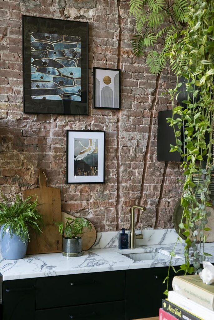 Tips voor een stunning lijstenwand in huis