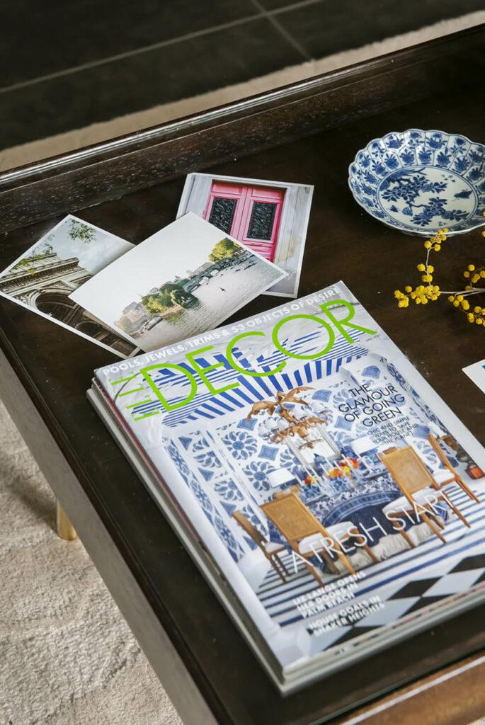 Maak van je salontafel een pronkkast en speel met wisselende exposities